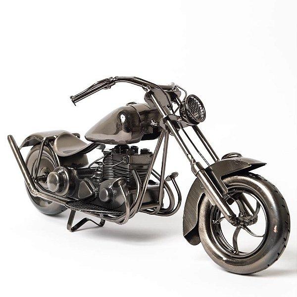 Miniatura Moto Custom