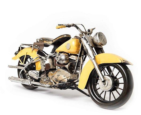 Miniatura Motocicleta
