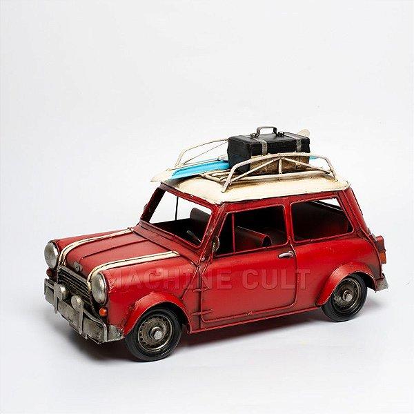 Miniatura Carro Mini Cooper