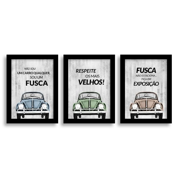 Kit Frases de Fusca