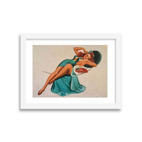 Quadro Pin-Up Vintage M12