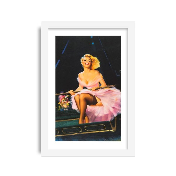 Quadro Pin-Up Vintage M17
