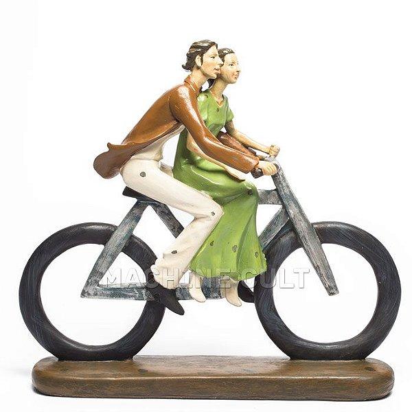 Miniatura Bicicleta - Casal Ciclista