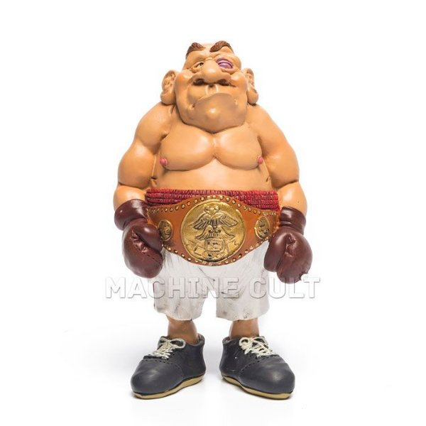 Miniatura Boxeador - Presente para Lutador
