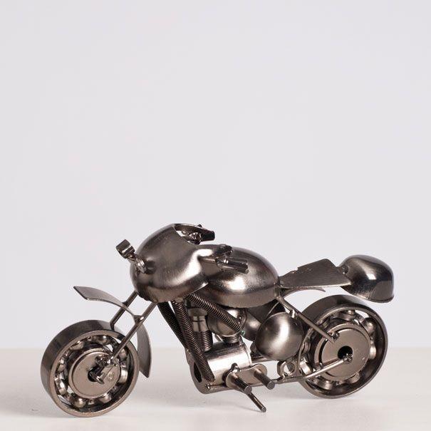 Miniatura Moto Esportiva