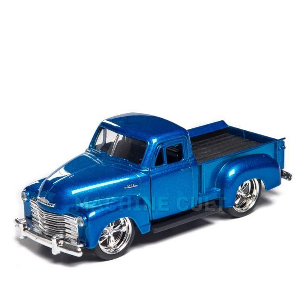 Miniatura Chevy Pick-Up 1953 Azul - Jada 1:32