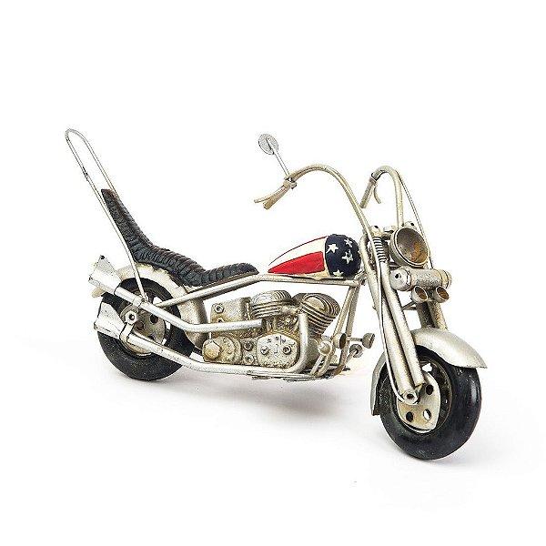 Miniatura Motocicleta Easy Rider