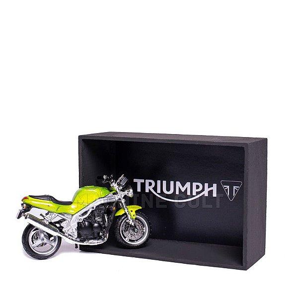 Miniatura Triumph Speed Triple - Maisto 1:18