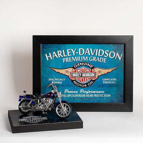 Kit Miniatura Harley-Davidson com Expositor - 26