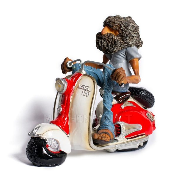 Presente para quem tem Vespa Lambreta Scooter