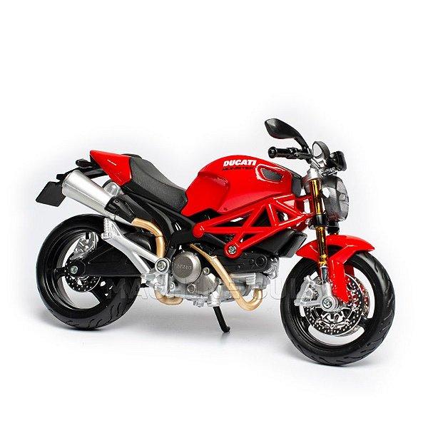 Miniatura Ducati Monster 696 - Maisto 1:12