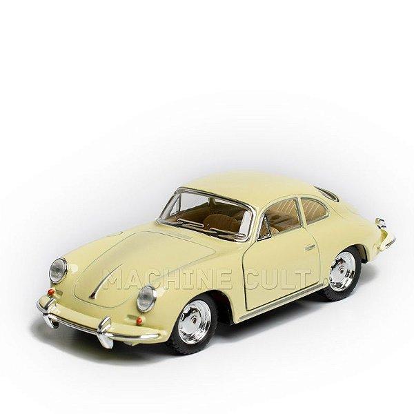 Miniatura Porsche 356 B Carrera 2 Branco - 1:40