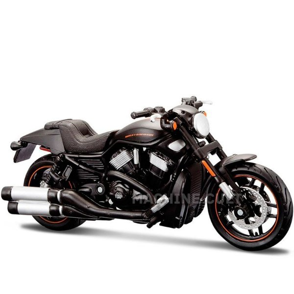 Miniatura Moto Harley-Davidson 2012 VRSCDX Night Rod Special Maisto 1:18