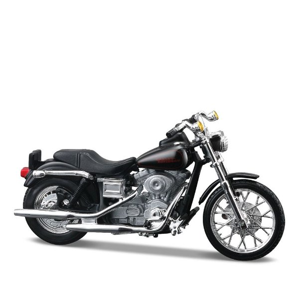 Miniatura Harley-Davidson 2002 FXDL Dyna Low Rider - Maisto 1:24