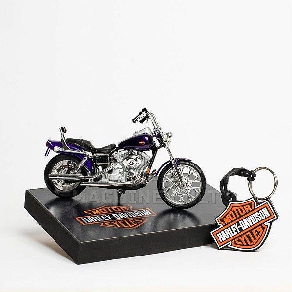Kit Miniatura Harley-Davidson com Expositor - 33