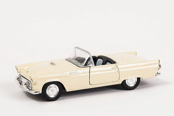 Miniatura Ford Thunderbird 1955 - Welly - 1:34