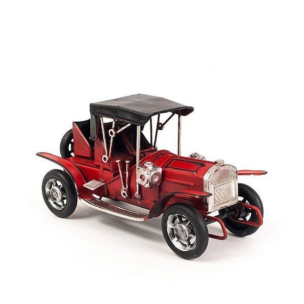 Miniatura Carro de Lata - Ford T Antigo