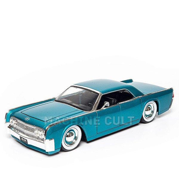 Miniatura Lincoln Continental 1963 - Jada 1:24