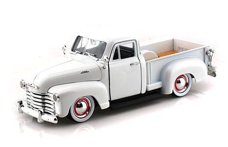 Miniatura Chevy Pickup 1953 - Jada 1:24