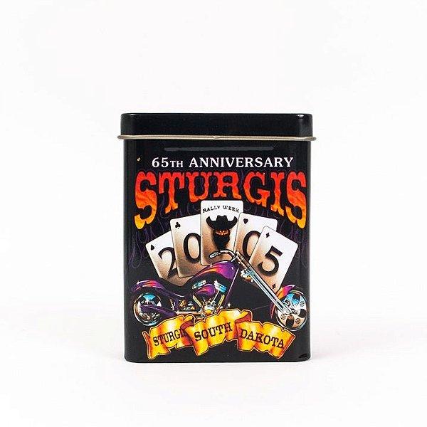 Porta-Cigarro Moto Sturgis