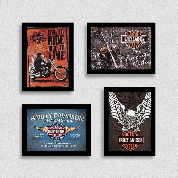 Quadros Harley-Davidson