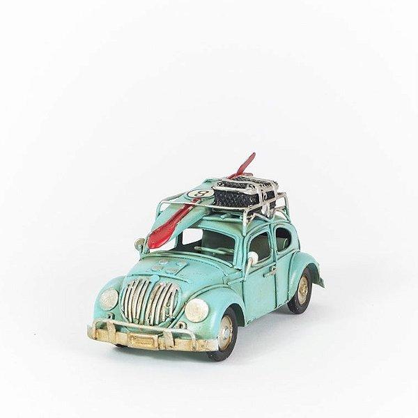Fusca Azul - Miniatura