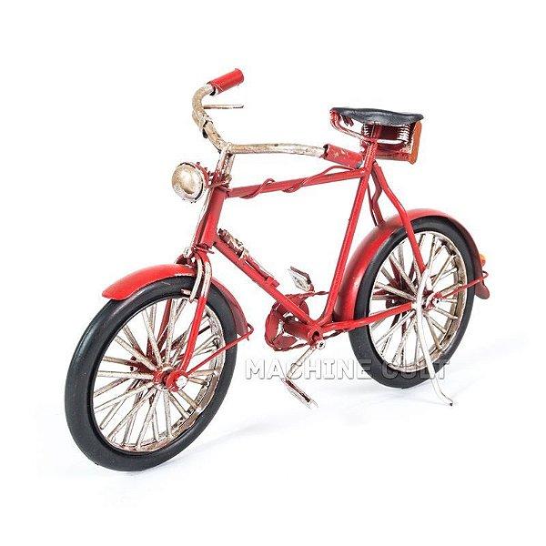 Bicicleta Vermelha - Miniatura