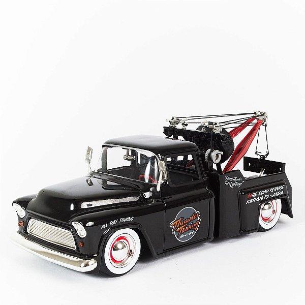 Miniatura Chevy Stepside Guincho 1955 - Jada 1:24
