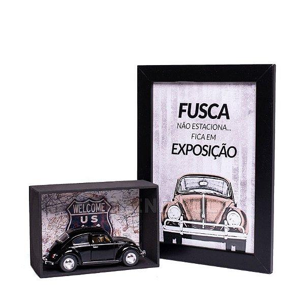 Kit Presente Apaixonados por Fusca
