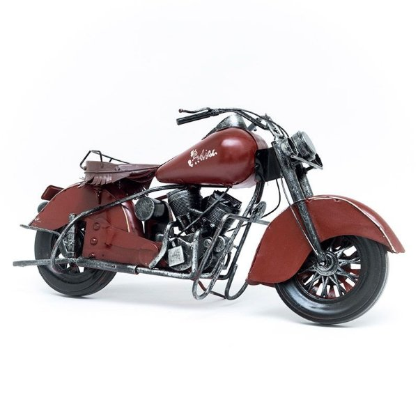 Miniatura Moto Indian Scout