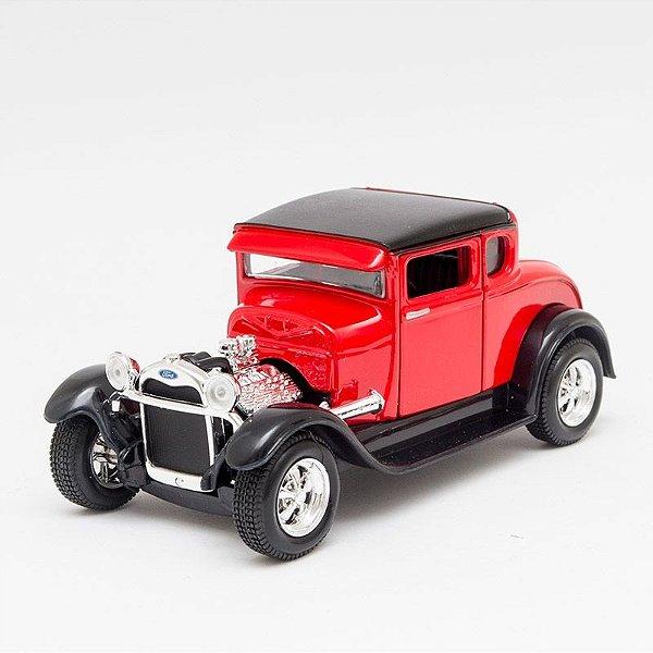 Miniatura 1929 Ford Model A Vermelho - Maisto - 1:24