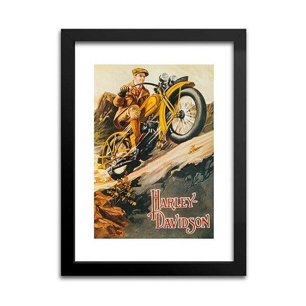 Quadro Decorativo Harley-Davidson - 1929