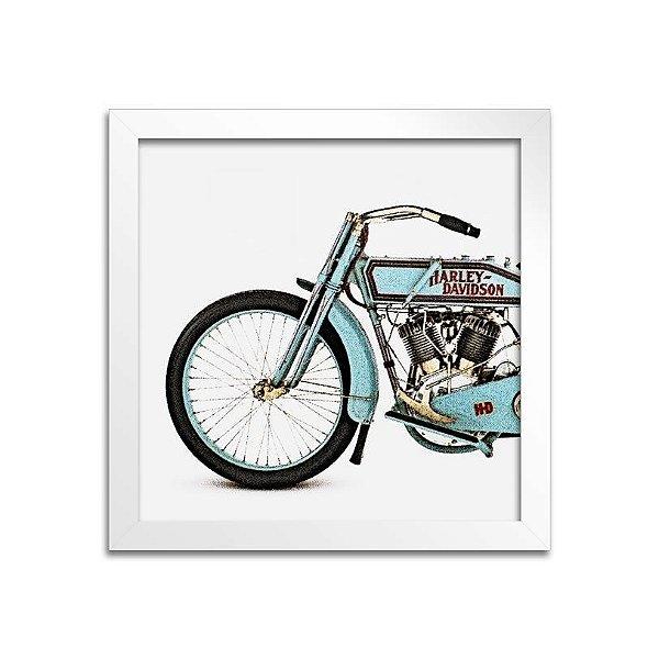 Quadro Moto Harley-Davidson 1915