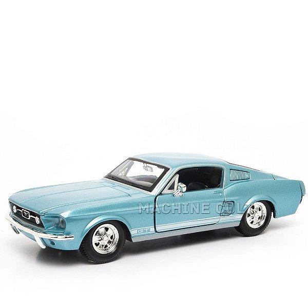 Miniatura 1967 Ford Mustang GT - Maisto - 1:24