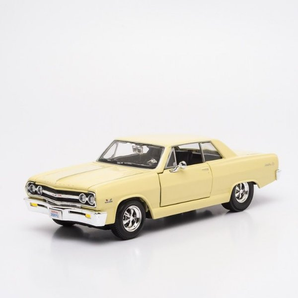Miniatura 1965 Chevrolet Malibu SS - Maisto - 1:24