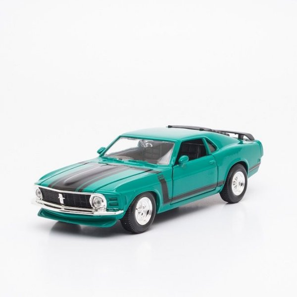 Miniatura 1970 Ford Mustang Boss 302 - Maisto - 1:24