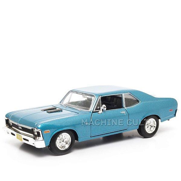 Miniatura 1970 Chevrolet Nova SS - Maisto - 1:24