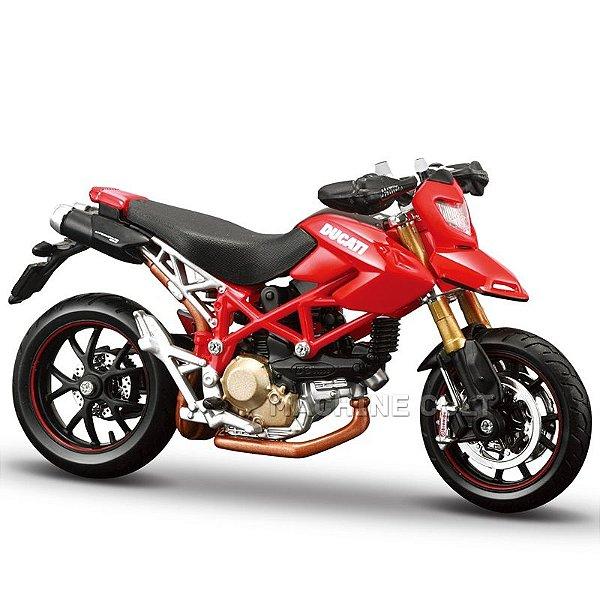 Miniatura Ducati Hypermotard Maisto 1:18