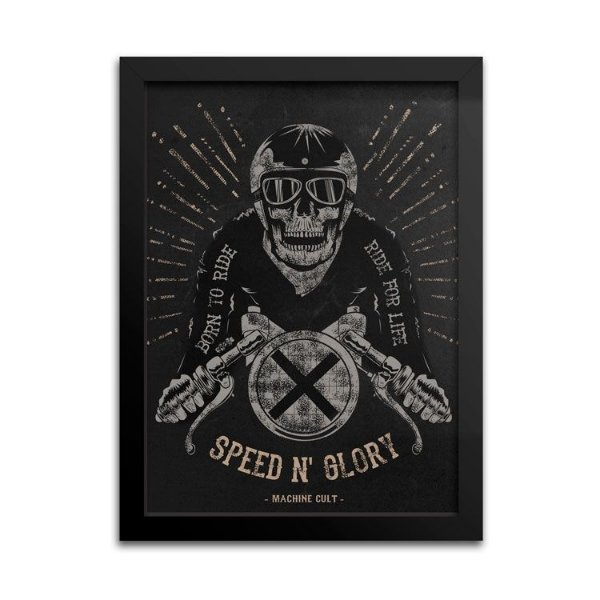 Poster Café Racer