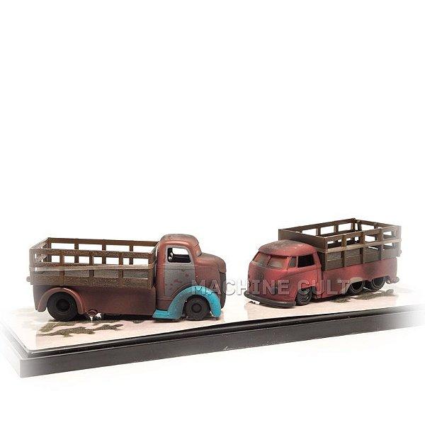 Diorama Carro Antigo - 1:64 Jada