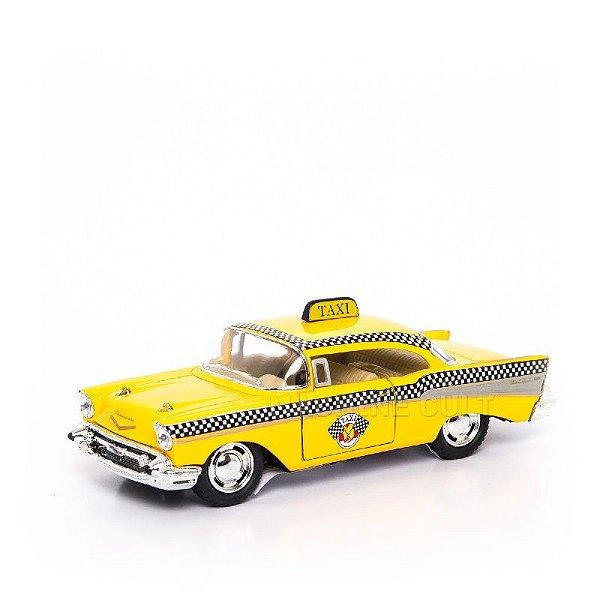 Miniatura Taxi - Chevrolet Bel Air 1957 - 1:40