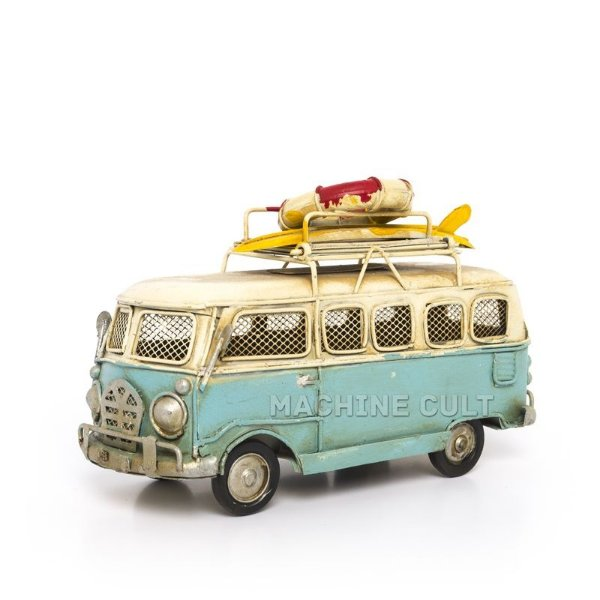 Miniatura Perua Kombi VW - Azul