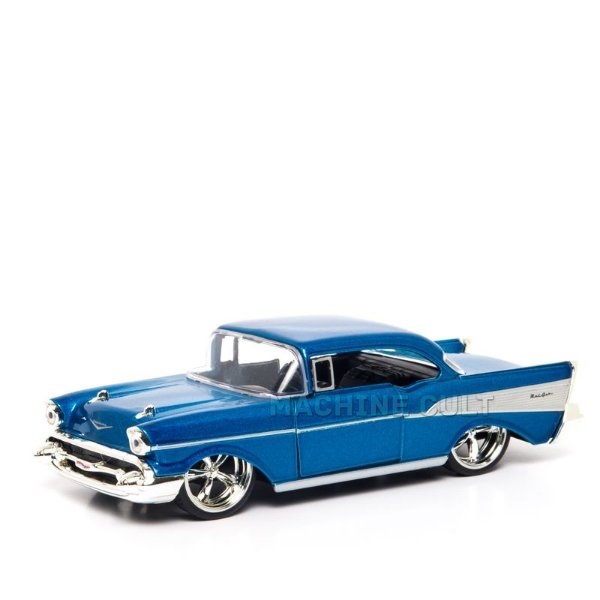 Miniatura Chevy Bel Air 1957 - Jada 1:32