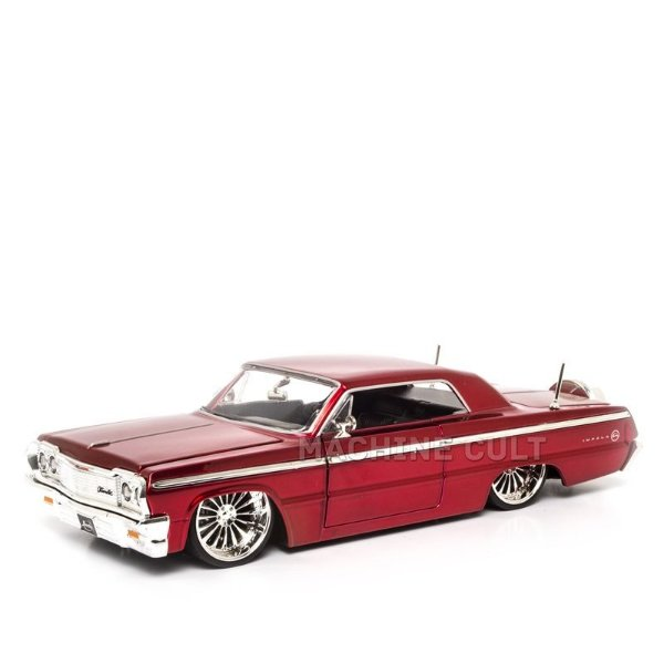 Miniatura Chevy Impala 1964 - Jada 1:24