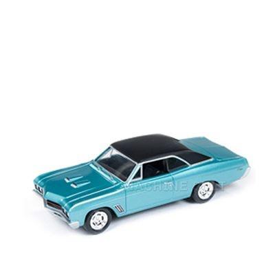 1967 Buick Gran Sport Verde - Auto World 1:64