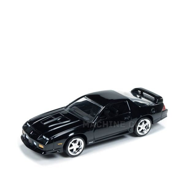 1992 Chevy Camaro Z28 Preto - Auto World 1:64