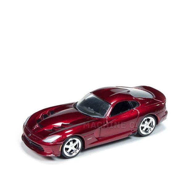 2014 Dodge Viper SRT Vermelho - Auto World 1:64