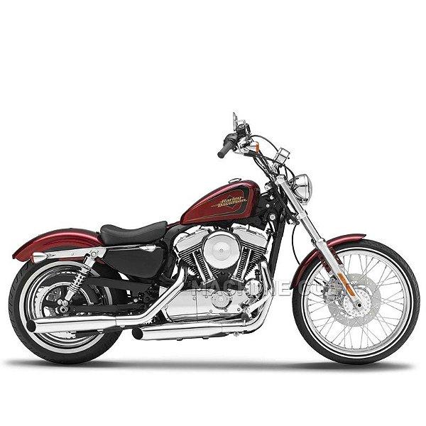 Miniatura Harley-Davidson 2012 XL 1200V Seventy Two - Maisto 1:12