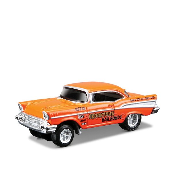1957 Chevrolet Bel Air - All Stars Maisto 1:64