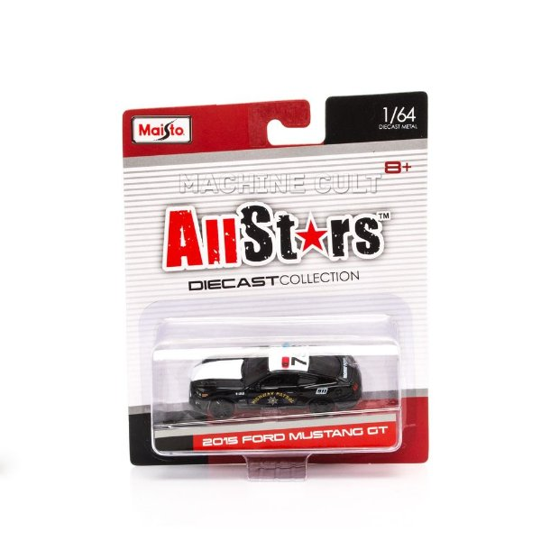 2015 Ford Mustang GT - All Stars Maisto 1:64
